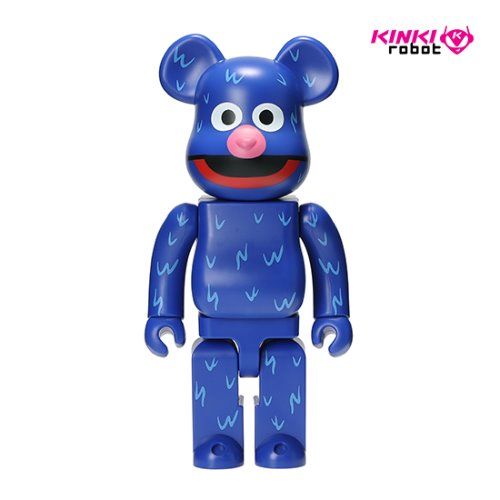 400%BEARBRICK GROVER